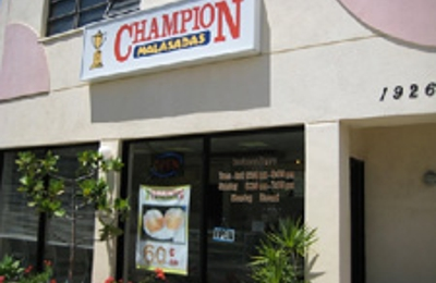 Champion Malasadas - Honolulu, HI