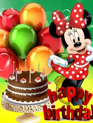 "Have a ""Happy Birthday "" party @ Walt Disney World in Orlando, Fla."
