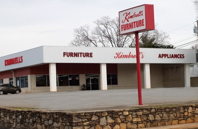 Kimbrell's Furniture - Forest City, NC