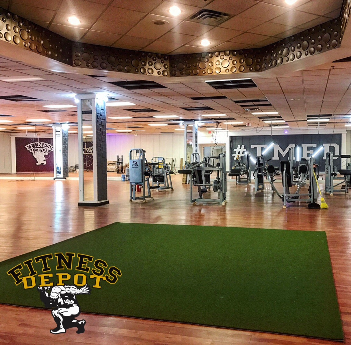 Fitness Depot Gyms Inc 1396 Bonita Lakes Circle Meridian Ms 39301 Yp Com