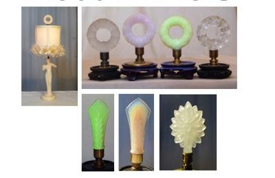 Tacoma Lamp Repair S Wa Huge Selection Of Vintage Finials