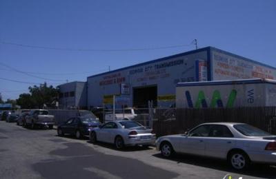 Redwood City Transmission - Redwood City, CA