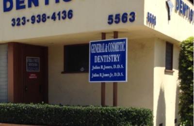 Jones, Julius R DDS - Los Angeles, CA