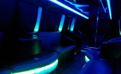 Party Bus Five Star Entourage