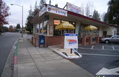 Mardini's Deli Cafe - Menlo Park, CA
