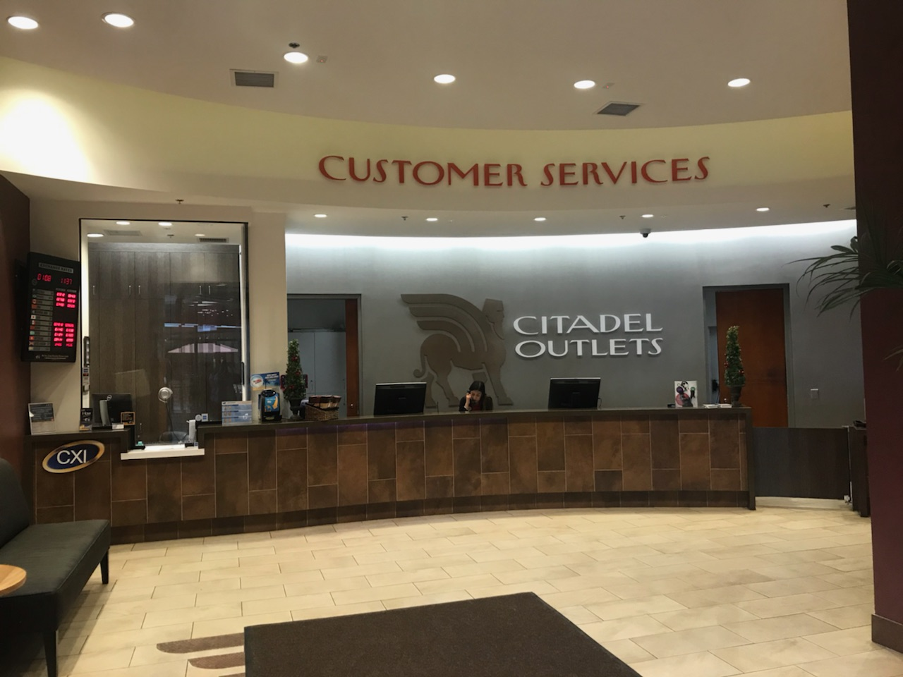 Currency Exchange International 100 Citadel Dr, Commerce, CA