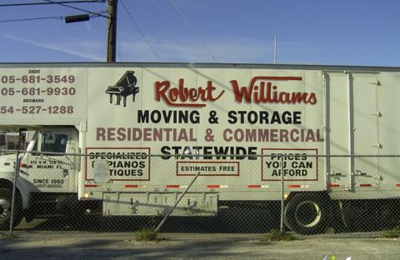 Robert Williams Moving & Storage - North Miami, FL
