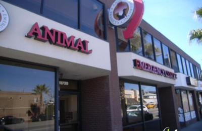 Animal Emergency Centre - Studio City, CA