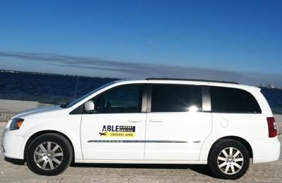 Able Shuttle & Taxi - Pensacola, FL