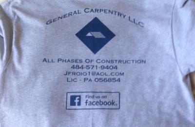 General Carpentry LLC - Glenolden, PA