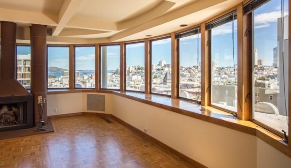 Tony's Windows & Glass - San Francisco, CA. Double glazed casement windows.