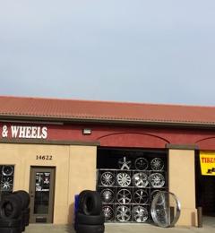 NFS tires & wheels - san pablo, CA