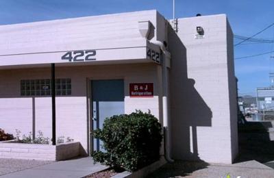 B & J Refrigeration Inc - Tucson, AZ
