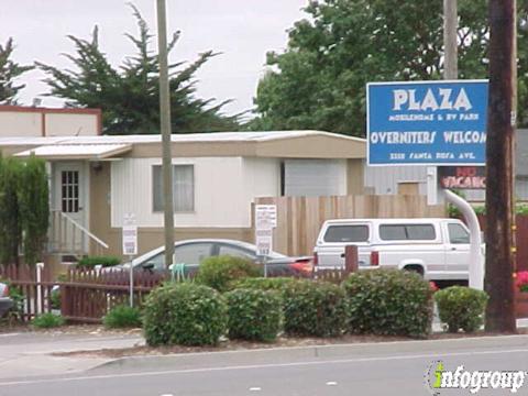 Plaza Mobile Home R V Park Santa Rosa CA 95407
