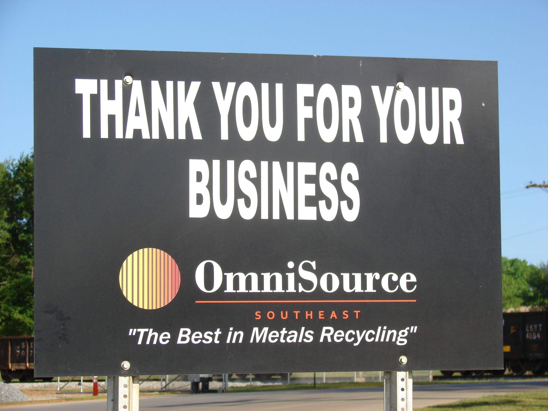 Omnisource Corporation 2061 Nazareth Church Rd