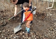 B C Lawn Care & Landscaping. Landscape tear out