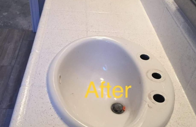 Bathtub Reglazing Services Genesis Reglazing, Lic#1033459   Palmdale, CA