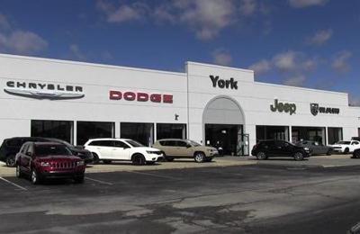 York Chrysler Jeep Dodge - Crawfordsville, IN