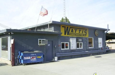 Wattis Construction Co Inc - San Jose, CA