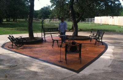 Concrete & Decorative Concrete LLC & Painting - San Antonio, TX