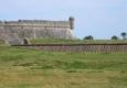 Castillo de San Marcos - U.S. Government National Park - Saint Augustine, FL