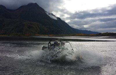 49th State Motor Tours - Anchorage, AK
