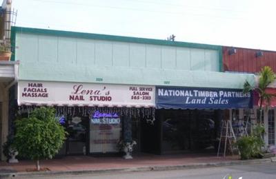 Lena's Nail Studio - Fort Lauderdale, FL