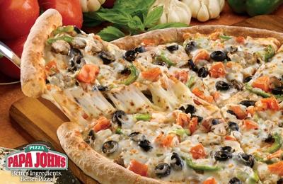 Papa John's Pizza - Houston, TX