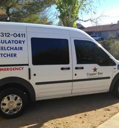 Copper Star Transportation, LLC - Tucson, AZ