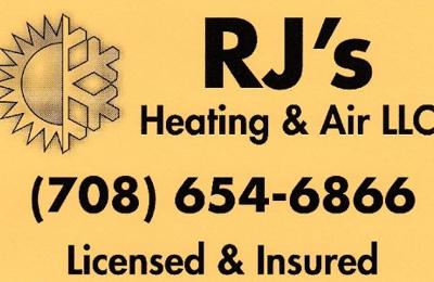 RJ's Heating & Air - Joliet, IL