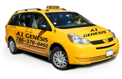 A1 GENESIS TAXI - Miami, FL