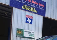 AM Lube & Auto Care - Sugar Land, TX