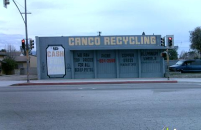 Canco Recycling - Colton, CA