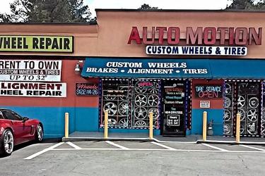 Auto Motion Wheel Repairs