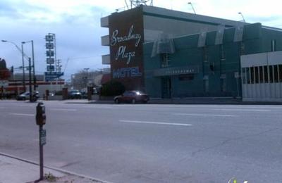 Broadway Plaza Motel - Denver, CO