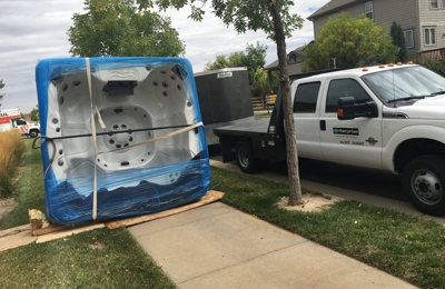 Cannonball Movers and Hot Tubs - Denver, CO