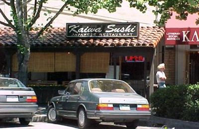 Kaiwa Sushi - Walnut Creek, CA