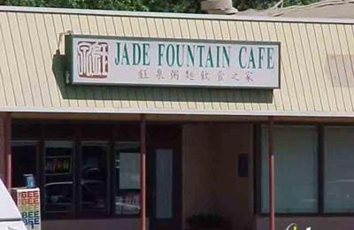 Jade Fountain Cafe - Sacramento, CA