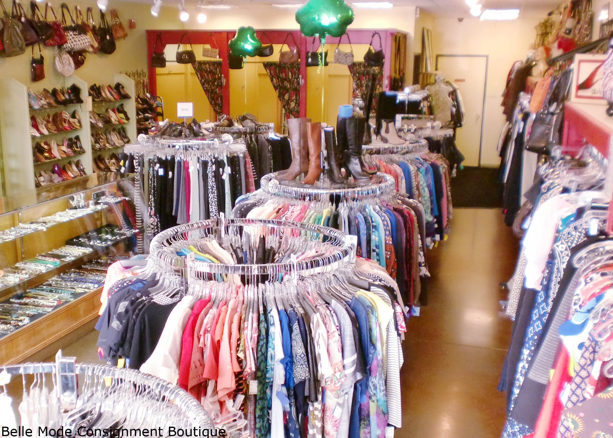 Secondhand Stores and Consignment Shops in Sacramento