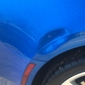 Precision Dent Removal II - Tallahassee, FL. Chevy Camero passenger quarter panel