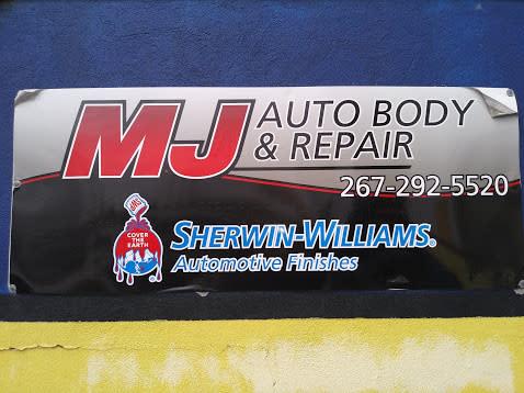 M J Auto Parts Llc >> Mj Auto Body Repair 3555 S 61st St Philadelphia Pa 19153