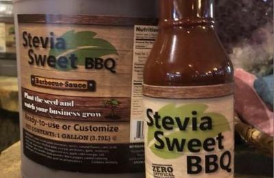 Stevia Sweet BBQ Barbecue Sauce