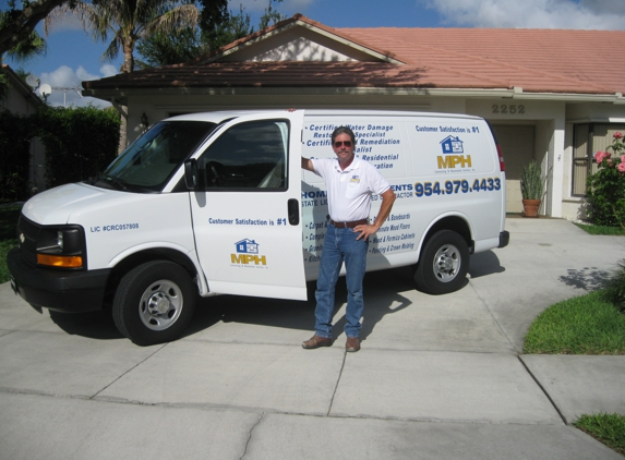 MPH Contracting & Restoration Services Inc - Margate, FL
