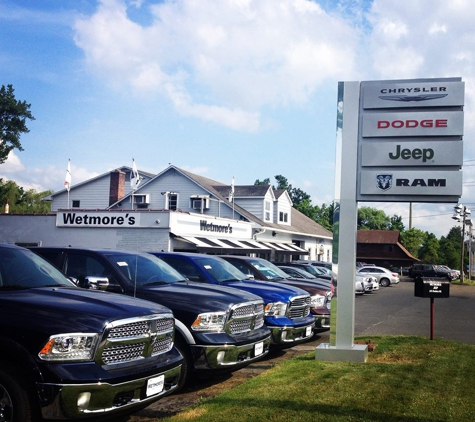 Wetmore's Chrysler Jeep Dodge RAM - New Milford, CT