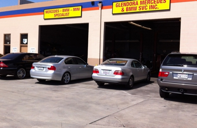 Glendora Mercedes and BMW Services - Covina, CA