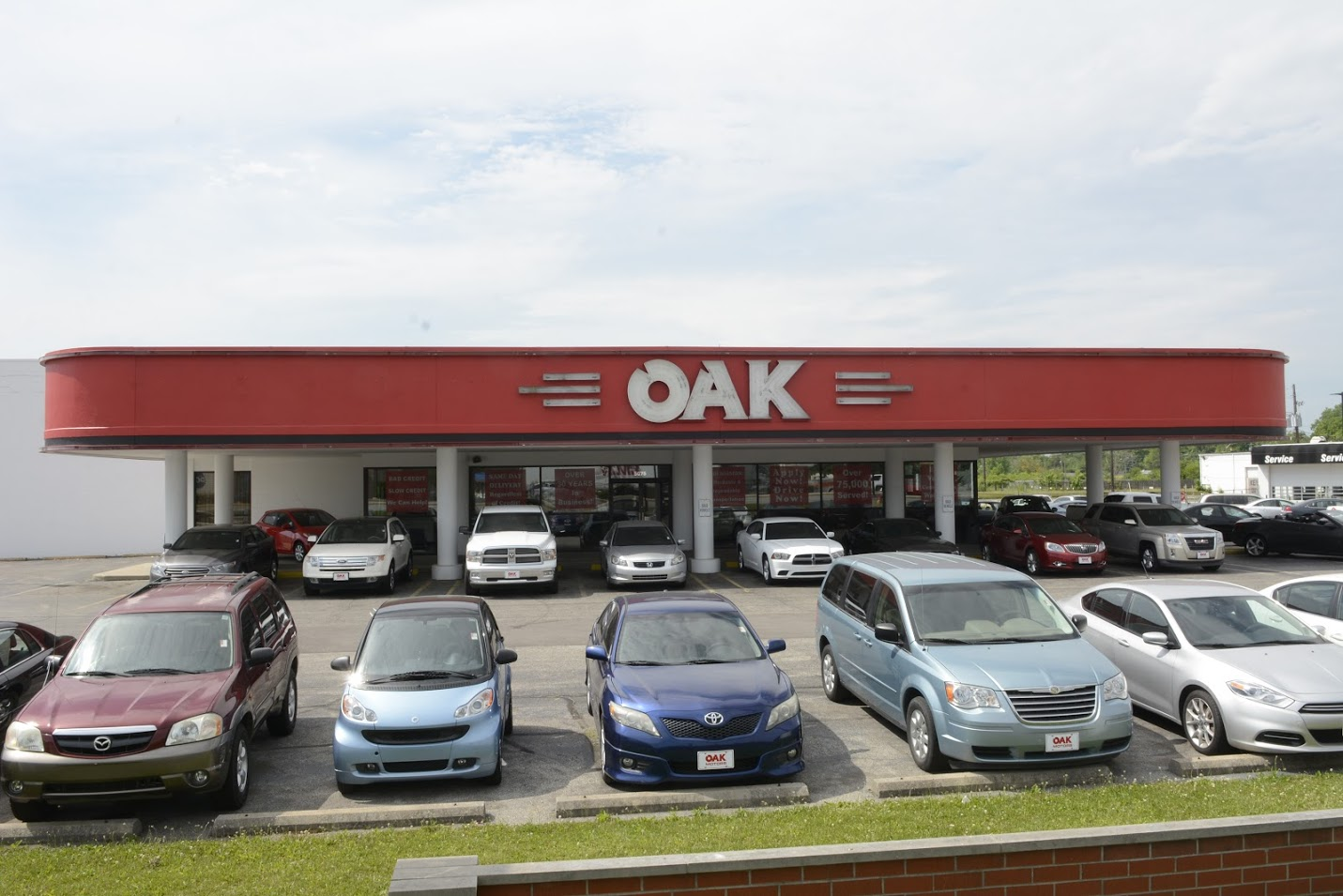 Oak Motors West 5075 W 38th St Indianapolis In 46254 Yp Com