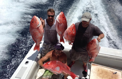 Knot Tied Down Fishing Charters - Saint Augustine, FL