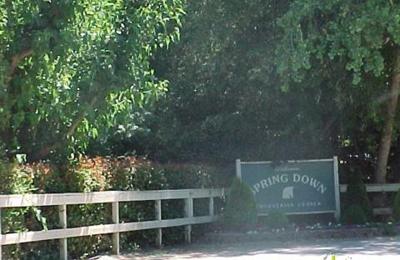 Spring Down Equestrian Center - Portola Valley, CA