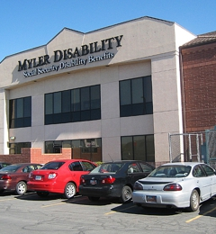 Myler Disability - American Fork, UT. Outside of their offices