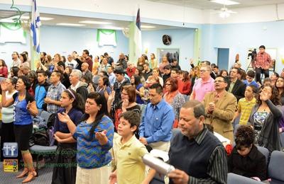 Iglesia Evangelica Menonita - Camden, NJ